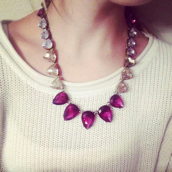 Chloe + Isabel Jewelry - C + I Color Code Plum Necklace